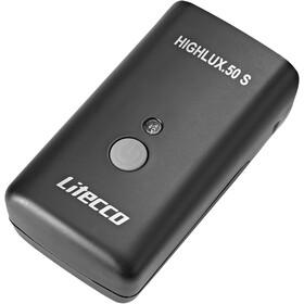 Litecco Highlux.50 S Koplamp, black